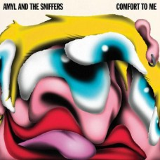 Amyl And The Sniffers : Comfort To Me (Vinyl)
