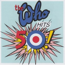 Who : Hits 50!: 2CD (CD)
