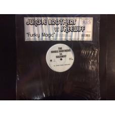 "Jungle Brothers Vs Skeewiff : Funky Magic (12 Single) Second Hand"""