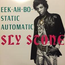 "Sly Stone : Eek-Ah-Bo-Static Automatic (12 Single) Second Hand"""