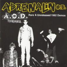 Adrenalin O.D. : Rare and Unreleased 1982 Demos (Vinyl) Second Hand
