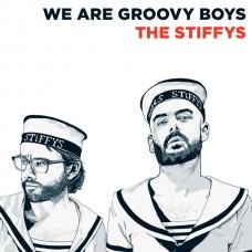 Stiffys : We Are Groovy Boys (CD Single)