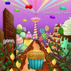 Shonen Knife : Sweet Candy Power (CD)