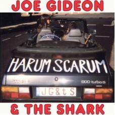 Gideon, Joe and The Shark : Harum Scarum (CD)