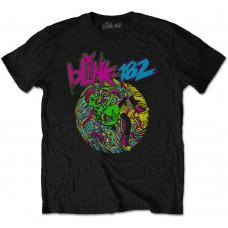 Blink-182 : Overboard Event (Black) (T-Shirt)