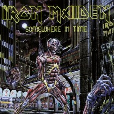 Iron Maiden : Somewhere In Time (CD) Second Hand