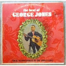 George Jones : Best Of George Jones (Vinyl) Second Hand