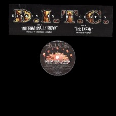 """D.I.T.C. : Internationally Known / Enemy (12 Single) Second Hand"""""""