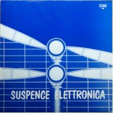Tusco : Suspence Elettronica (Vinyl)