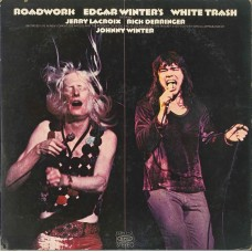 Winter , Edgar, White Trash : Roadwork (Vinyl) Second Hand