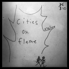 Xwave : Cities On Flame (Vinyl) Second Hand