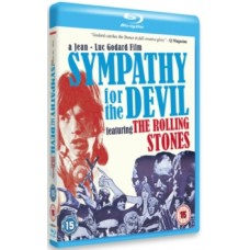 Rolling Stones : Sympathy For The Devil (Blu-Ray DVD)