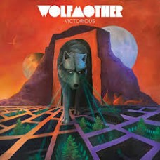 Wolfmother : Victorious (Vinyl)