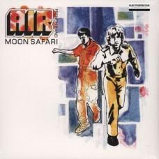 Air : Moon Safari (Vinyl)