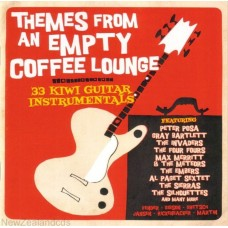 Various : Themes From An Empty Coffee Lounge (CD)