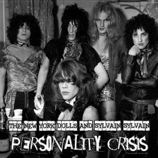 """New York Dolls : Personality Crisis (12 Single) Second Hand"""""""