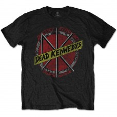 Dead Kennedys : Destroy (Black) (T-Shirt)
