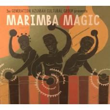 3RD Generation Azumah Cultural Group : Marimba Magic (CD) Second Hand