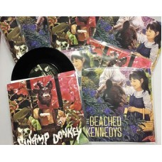 "Swamp Donkey / The Beached Kennedys : Split 7 (7"" Single)"""