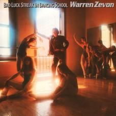 Warren Zevon : Bad Luck Streak In Dancing School (Vinyl) Second Hand