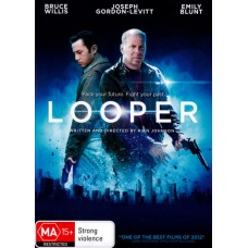 Looper : Looper (DVD) Second Hand