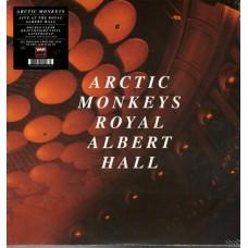 Arctic Monkeys : Live At The Royal Albert Hall (Vinyl)