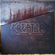 Kreator : Under The Guillotine: 8LP + Dvd + Casset (Vinyl Box Set)