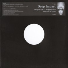Deep Impact Dj Krush Remix : Dragon Ash Feat. Rappagariya (12 Single) Second Hand""