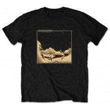 Weezer : Pinkerton (Black) (T-Shirt)