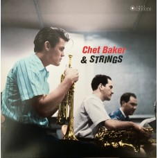 Chet Baker : Chet Baker and Strings (Vinyl)