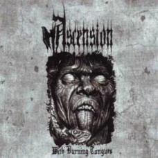 Ascension : With Burning Tongues (CD) Second Hand