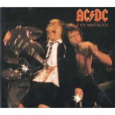 Ac/Dc : If You Want Blood You've Got It (CD) Second Hand