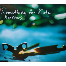 Something For Kate : Monsters (CD Single) Second Hand