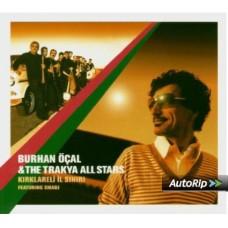 Burhan Ocal : Kirklareli Il Siniri (CD) Second Hand