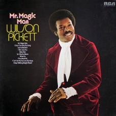 Wilson Pickett : Mr. Magic Man (Vinyl) Second Hand