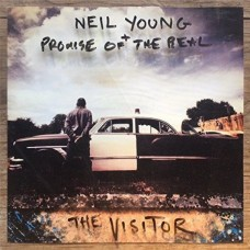 Young, Neil + Promise Of The Real : Visitor (CD)