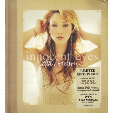 Delta Goodrem : Innocent Eyes (CD Box Set)
