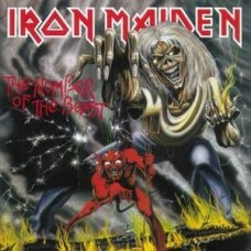 Iron Maiden : Number Of The Beast (CD) Second Hand