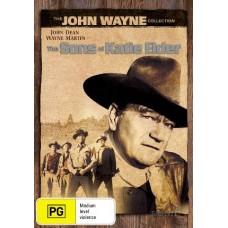 Sons Of Katie Elder : Sons Of Katie Elder (DVD) Second Hand