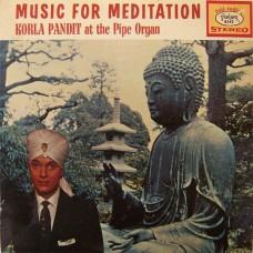 Korla Pandit : Plays Music Of The Exotic East (Vinyl) Second Hand