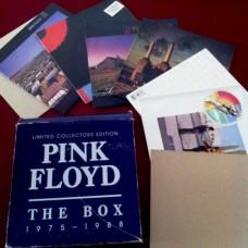 Pink Floyd : The Box 1975-1988 (Vinyl Box Set) Second Hand