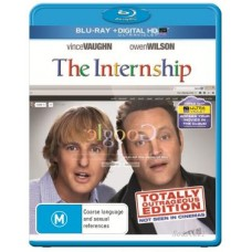 Internship : Internship (Blu-Ray DVD) Second Hand