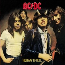 Ac/Dc : Highway To Hell (Vinyl)
