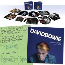 David Bowie : Who Can I Be Now? (1974-1976): 16LP Box (Vinyl Box Set)