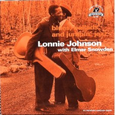 Johnson, Lonnie With Elmer Snowden : Blues, Ballads And Jumin' Jazz (Vinyl) Second Hand