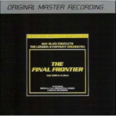 Budd, Roy / London Symphonic Orchestra : Final Frontier (CD Box Set) Second Hand