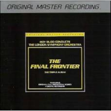 Budd, Roy / London Symphonic Orchestra : Final Frontier -2xCD Set (CD Box Set) Second Hand