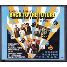 Baker, Glenn A. : Back To The Future (CD Box Set) Second Hand