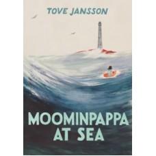 Tove Jansson : Moominpappa At Sea (Book)