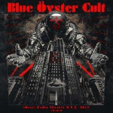 Blue Oyster Cult : Iheart Radio Theatre N.Y.E. 2012: Cd + (CD Box Set)